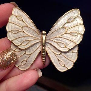 ✨Park Lane✨ Butterfly Pin/Necklace